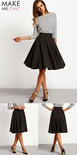 best 25 black skirts ideas only on pinterest skater skirt