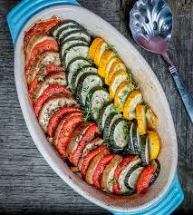 provencal cuisine fridays baked provençal vegetables from my kitchen
