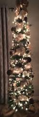 Pre Lit Pencil Christmas Tree Walmart by Christmas Pencil Christmas Trees With Clear Lights Walmart