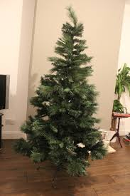 8ft Christmas Tree Tesco by 6ft Christmas Tree Christmas Lights Decoration