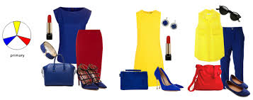 Color Wheel Clothing Combinations Fashion For Real Women