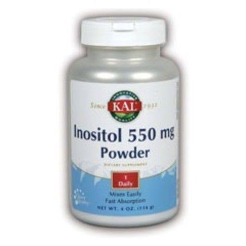 KAL Inositol Powder Dietary Supplement - 4oz