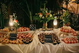 Awesome Outdoor Wedding Dessert Table Ideas