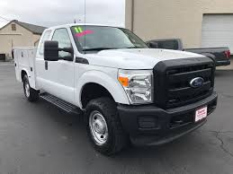 100 Ford F250 Utility Truck 2011 FORD XL 4X4 SERVICE UTILITY TRUCK FOR SALE 579077