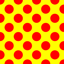 Yellow Dotted Swiss Curtains by Polka Dot Wikipedia