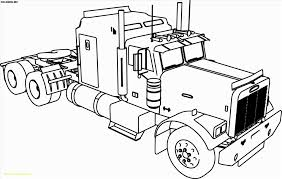 100 Best Semi Truck Dump Truck Coloring Pages S Related Searches For Upeterbilt