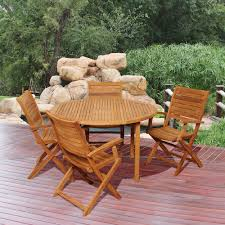 Details About Amazonia Olympia Teak 5 Piece Round Patio Dining Set And Teak Fniture Timber Sets Chairs Round Porch Fa Wood Home Decor Essential Patio Ding Set Trdideen As Havenside Popham 11piece Wicker Outdoor Chair Sevenposition Eightperson Simple Fpageanalytics Design Table Designs Amazoncom Modway Eei3314natset Marina 9 Piece In Natural 7 Brampton Teak7pc Brown Classics