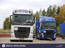 SALO, FINLAND - OCTOBER 4, 2015: Two Volvo FH Tank Trucks Leave Salo ... Volvo Trucks Named First Us Manufacturer To Achieve Dual Energy Steubenville Truck Center New Used Ud And Mack Trucks Vcv Sydney West Dario Diesel Sales Service Worcester Massachusetts Vtna President Gran Nyberg Moves Vw Bus Division Genuine Ets2 V133 Scania S Wendigo Combo Promo Video Youtube Lieto Finland November 14 2015 Lineup Of Three Used Hits Milestone With Remote Diagnostics Fancing Lvo Trucks Continues To Invest In Service Technician Traing Felixstowe Doubles Capacity Commercial Motor