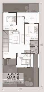 100 Narrow Lot Design Two Story House Plan Pinoy EPlans