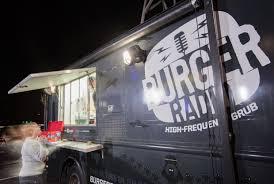 Burger Radio Food Truck Branding - Vigor