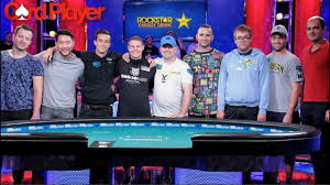 2018 WSOP Main Event Final Table Preview YouTube