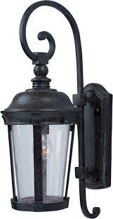 lights wall mounted outdoor lights dover cast light lantern