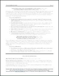 Resume Job Objective Statement Examples Beautiful For Any A
