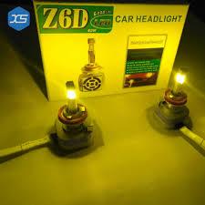 yellow warm white light bulb 60w 80w 1 pair h7 9005 9006 h11 h7 h1