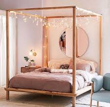Shop Eva Wooden Canopy Bed At Urban Outfitters Today We Carry All The Latest Styles Colors And Brands For You To Choose From Right Here