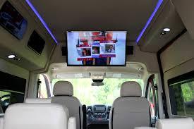 Conversion Van Interior Popular Home Design Modern In A Room