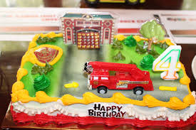 99 Truck Birthday Party Complete Instructions Fire The GoTo List