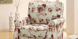 Stylish Red Accent Chair For Living Room With Red Accent ...
