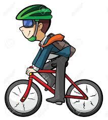 montar en bicicleta clipart OurClipart