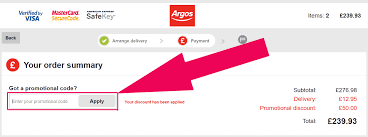 Up To 20% Off At Argos With Discount Codes - December 2019