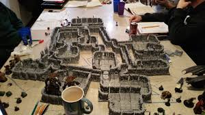 Making 3d Dungeon Tiles by 5e 3d Printed Dungeons