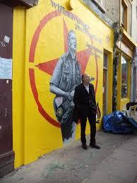 Joe Strummer Mural Address by Joe Strummer Mural Portobello Road 28 Images No Don T Stop