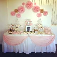Cake Table Decorating Ideas Best Baby Shower For