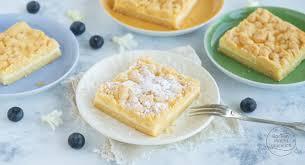 käse streusel kuchen vom blech backen macht glücklich