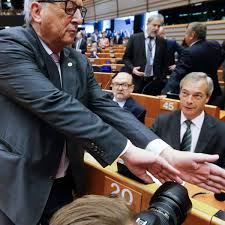 Youre Not Laughing Now Farage Teases MEPs