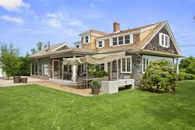 100 Daniels Lane Sagaponack Compound With Centuryold Farmhouse Comes On The