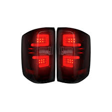 Silverado OLED Tail Lights - Truck & Car Parts - 264238RBK | RECON ... 4 Inch Red 24 Led Round Stopturntail Truck Trailer Light 3 Wire Db5061 24v 90leds 7 Functions Universal Led Truck Rear Light For Emark 140mm 20led Stop Tail Lights Amber Left Right Atomic Strobing Cab Marker Kit Ford Aw Direct 21 Series High Mounted 16 Diode Rectangular Amazoncom Lamphus Sorblast 34w Cstruction Tow Quick Attacklight Rescueheiman Fire Trucks 2018 12 Led Turn Flush Mount Lite Headlights Rigid Industries 55001 Wrangler Jk Headlight Trucklite Pair Luxury Fog F24 In Stunning Image Selection With 44104y Super 44 Flange Yellow Warning