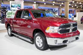 2013 Ram 1500 SLT 4x4 Pickup: Top-notch Fuel Economy, Advanced ...