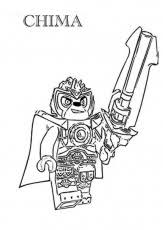 How To Draw Lego Chima Prince Laval Coloring Pages