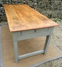 table de cuisine ancienne en bois table bois cuisine buffet table bois cuisine vintage globr co