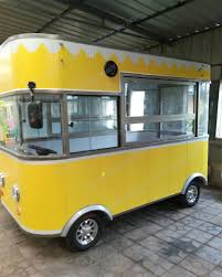 100 Concession Truck Hot Dog Ice Cream Food Cart TrailerMini FoodUsed