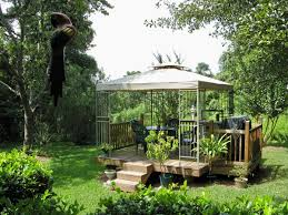 Backyard Gazebos Ideas – 15 Photos To Inspire Your Garden Gazebo ... Outdoor Affordable Way To Upgrade Your Gazebo With Fantastic 9x9 Pergola Sears Gazebos Gorgeous For Shadetastic Living By Garden Arc Lighting Fixtures Bistrodre Porch And Glamorous For Backyard Design Ideas Pergola 11 Wonderful Deck Designs The Home Japanese Style Pretty Canopies Image Of At Concept Gallery Woven Wicker Chronicles Of Patio Landscaping Nice Best 25 Plans Ideas On Pinterest Diy Gazebo Vinyl Wood Billys