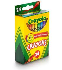 Crayola Bathtub Crayons Refill by Crayola Crayons 24 Pkg Joann