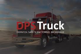 100 Truck Dispatch Service Dps