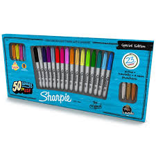 Amazoncom Sharpie Special Edition 23 Piece Permanent