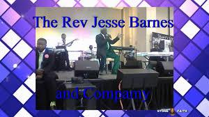Rev Jesse Barnes