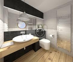 bad badezimmer wc toilette gäste wc poster myloview