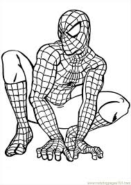 Full Size Of Coloring Pagealluring Spiderman Print Out Pages To Page Amusing