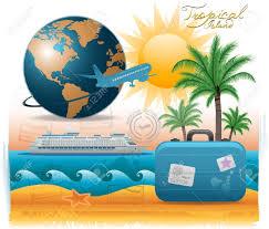Suitcase Clipart Travel Agent 15