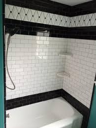 white glass 1x4 subway tile subway tile showers tile showers