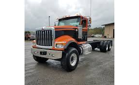 100 Log Trucks For Sale 2019 International HX520 Truck Item68198