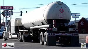 100 Propane Trucks ARIZONA PROPANE TRANSPORT PETERBILT TRUCK YouTube