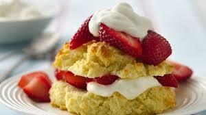 Gluten Free Strawberry Shortcakes