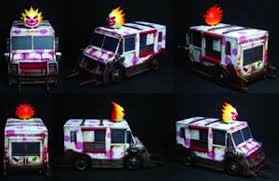 SEP111699 - TWISTED METAL R/C SWEET TOOTH ICE CREAM TRUCK - Previews ... Twisted Metal Rc Playstation Sweet Tooth Palhao Pinterest Sony Playstations Ice Cream Truck Robocraft Garage Rember This Ice Cream Truck From Twisted Metal Back On Hollywood Losangeles Trucks Home Facebook The Review Adamthemoviegod E3 2011 Media Event Tooths A Photo Car Flickr Pday 2 Mod Sweeth Van Junkyard Find 1974 Am General Fj8a Truth