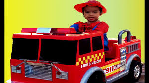 Kalee Ride-on Fire Truck - YouTube Fisherprice Power Wheels Paw Patrol Fire Truck Battery Powered Rideon 22 Ride On Trucks For Your Little Hero Toy Notes Steel Car In St Albans Hertfordshire Gumtree Dodge Ram 3500 Engine Detachable Water Gun Outdoor On Pepegangaonlinecom Tikes And Rescue Cozy Coupe Shop Way Zoomie Kids Eulalia Box Wayfair Amazoncom People Toys Games Kidmotorz Two Seater 12v With Steering Wheel Sturdy Seat Radio Flyer Bryoperated 2 Lights Sounds