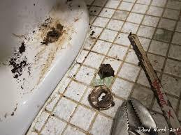 Regrouting Tile Floor Bathroom by Bathroom Remodels Part 2 First Floor Bathroom